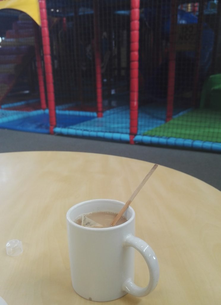 soft play tea