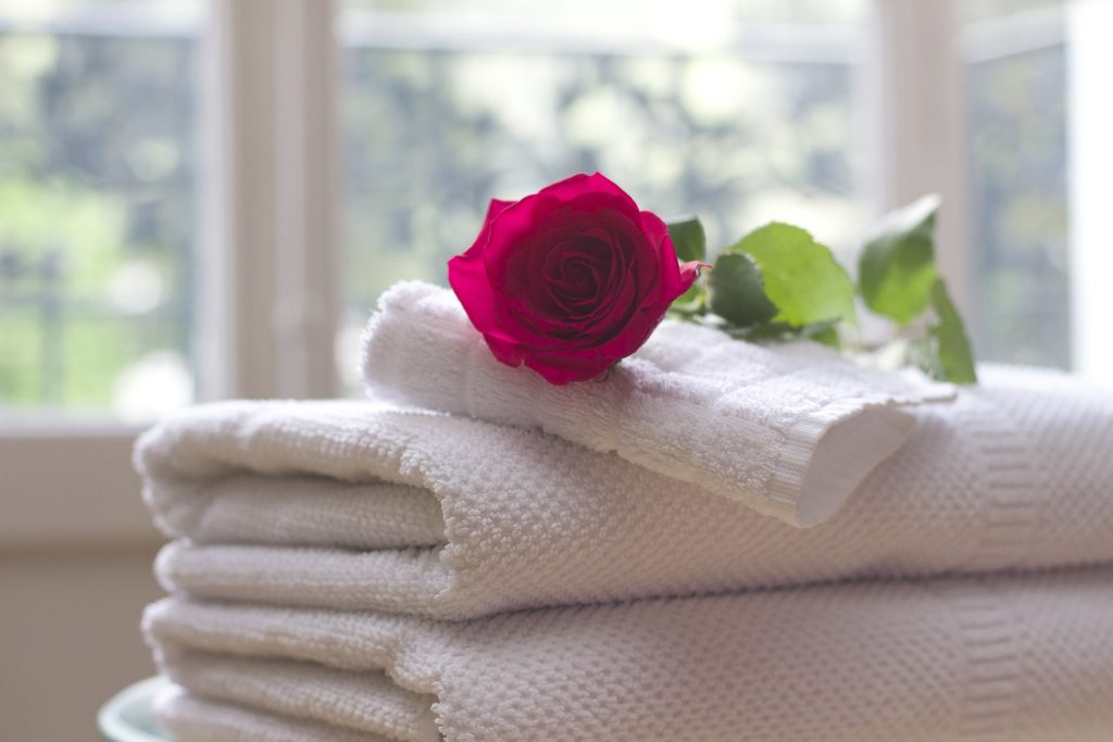Towels: What to pack on a UK holiday staycation