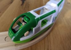Brio World Green Travel Train review