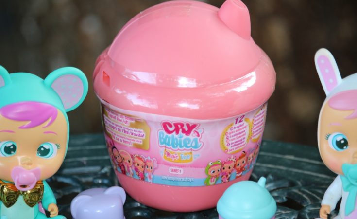 Cry Babies Magic Tears Dolls Series 1 Review New Doll