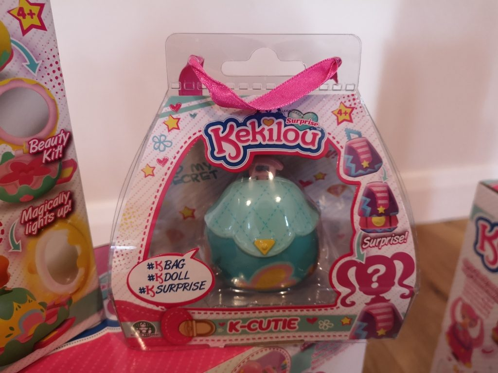 Kekilou collectible K Cutie pack