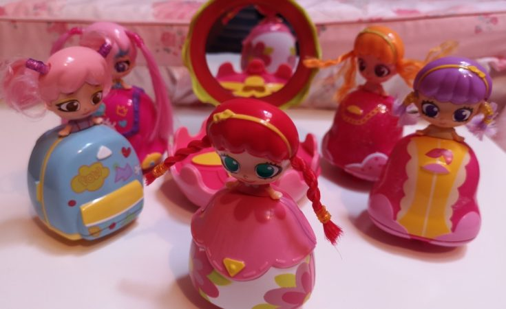 Kekilou collectibles party bag playset