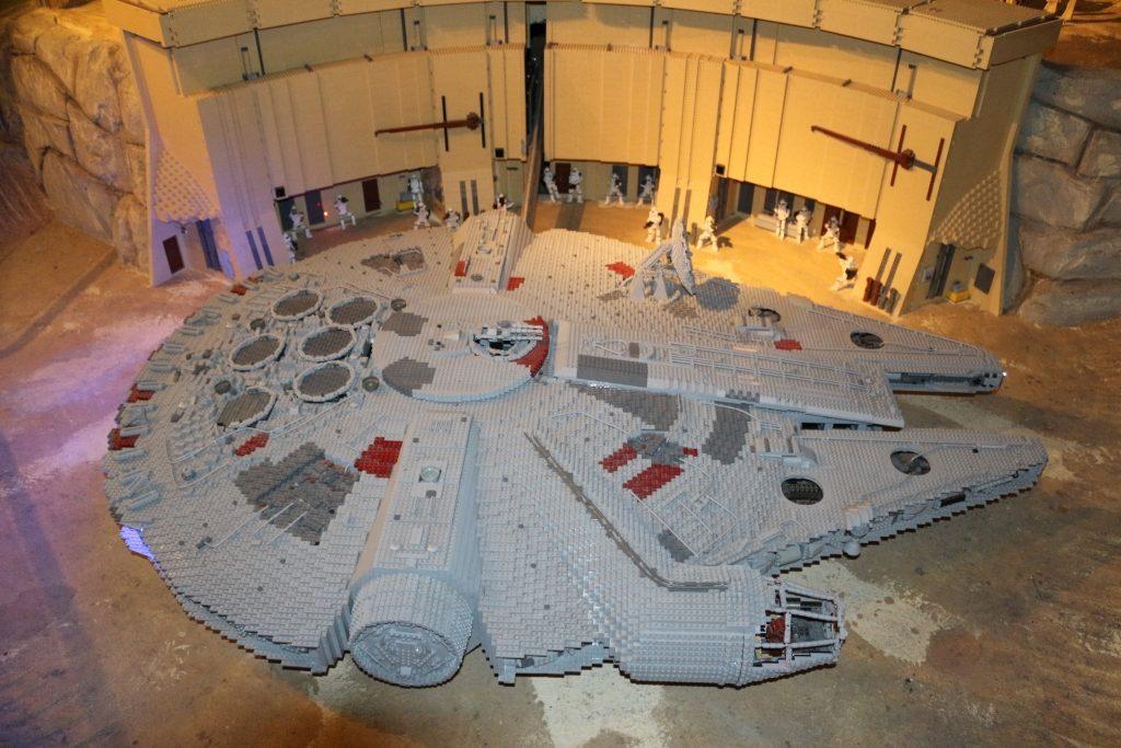 Legoland Windsor Review Lego Star Wars