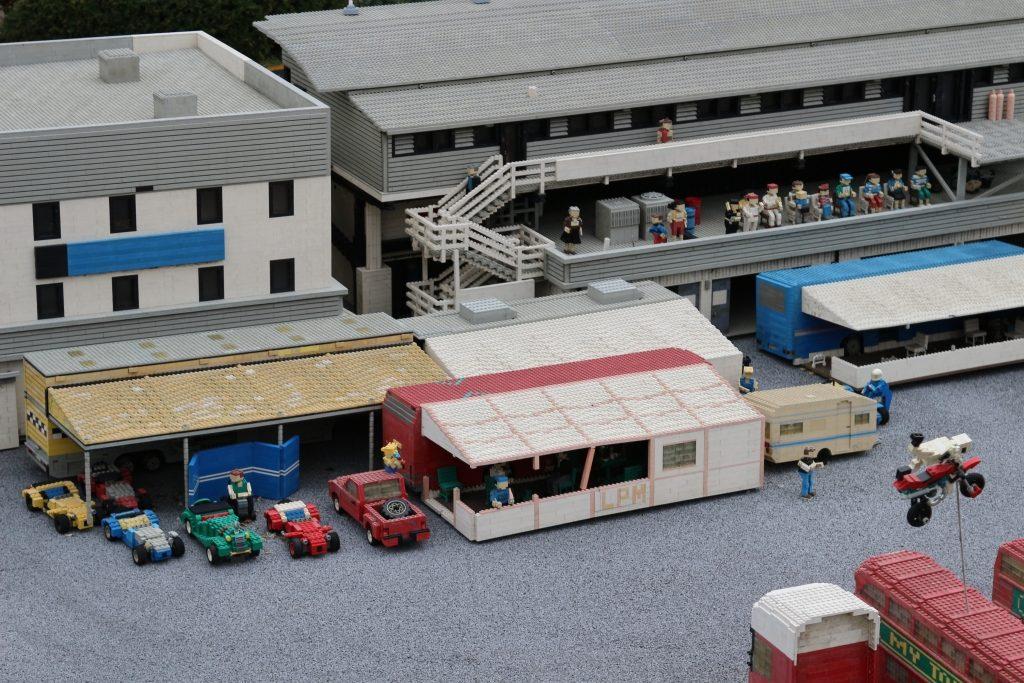 Legoland Windsor Review - broken