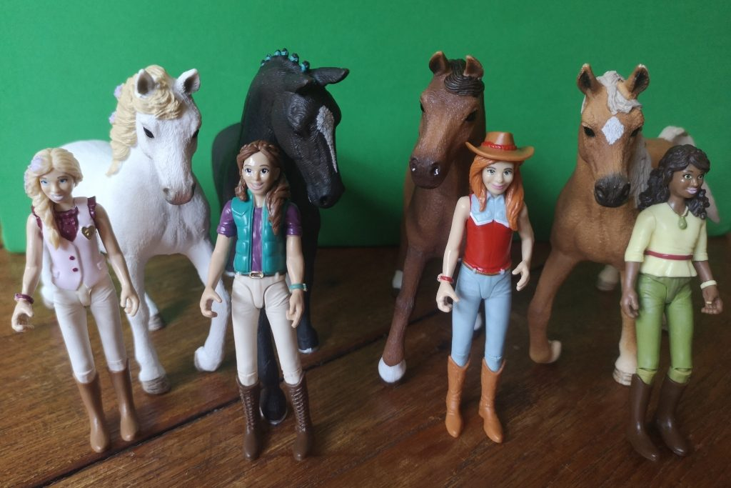 Schleich Horse Club horses and riders review (1 (15)