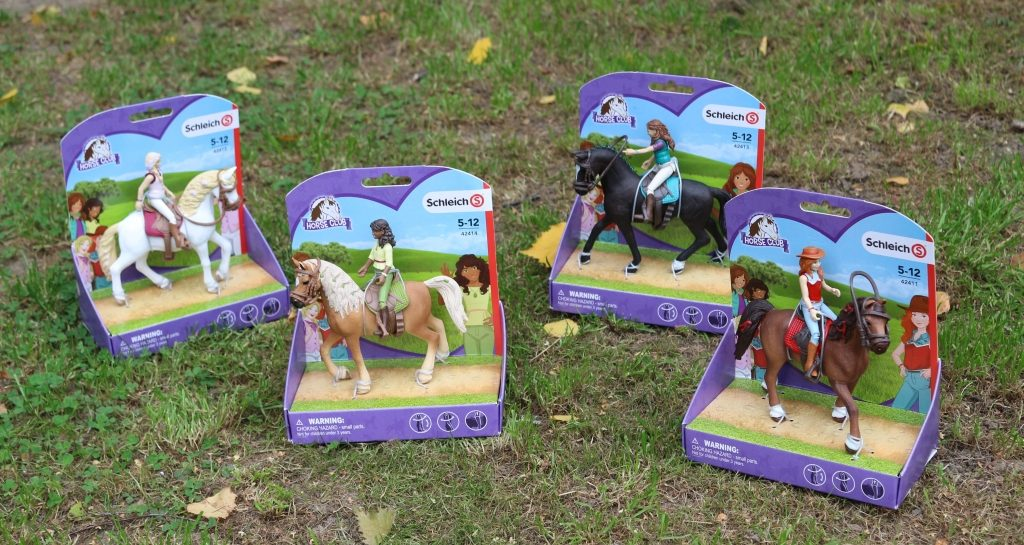 Schleich Horse Club horses and riders review (23)