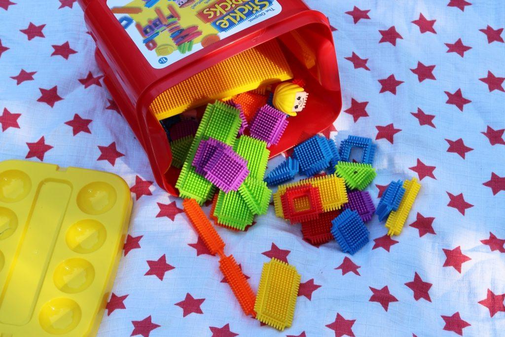Sticklebricks review - 80s toys!