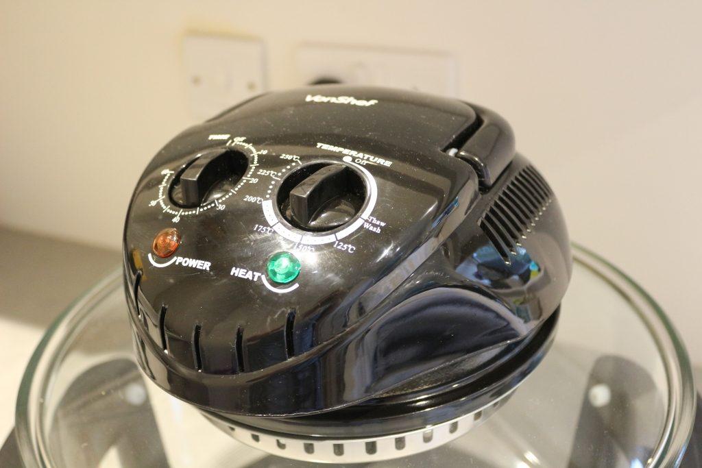 VonShef 12l Halogen Oven review (14)