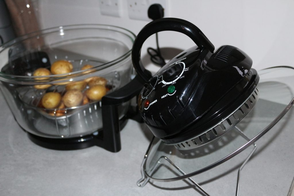 VonShef 12l Halogen Oven review oven cooker