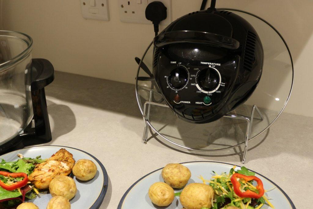 VonShef 12l Halogen Oven review (26)