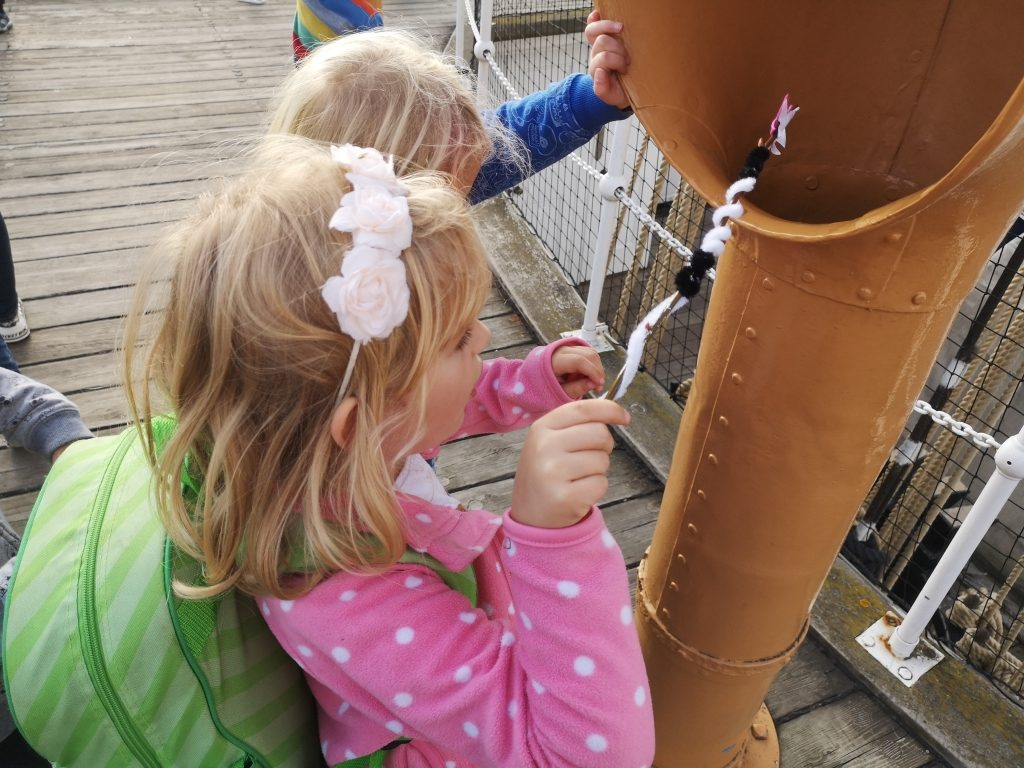 Chatham Historic Dockyard and Enchanted Garden review days out with children in Kent (104)