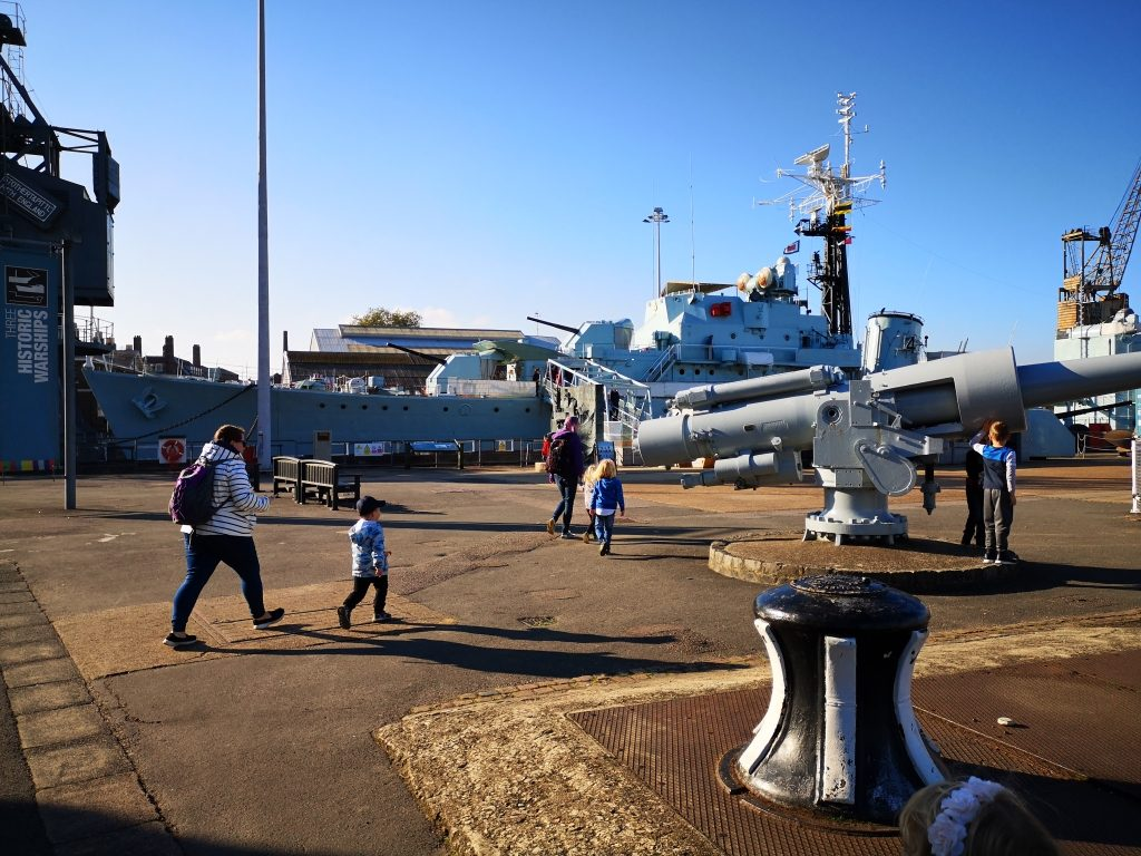 Chatham Historic Dockyard and Enchanted Garden review days out with children in Kent (17)