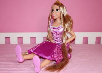 Disney Princess toys Playdate Rapunzel Tangled Jakks Pacific (120)