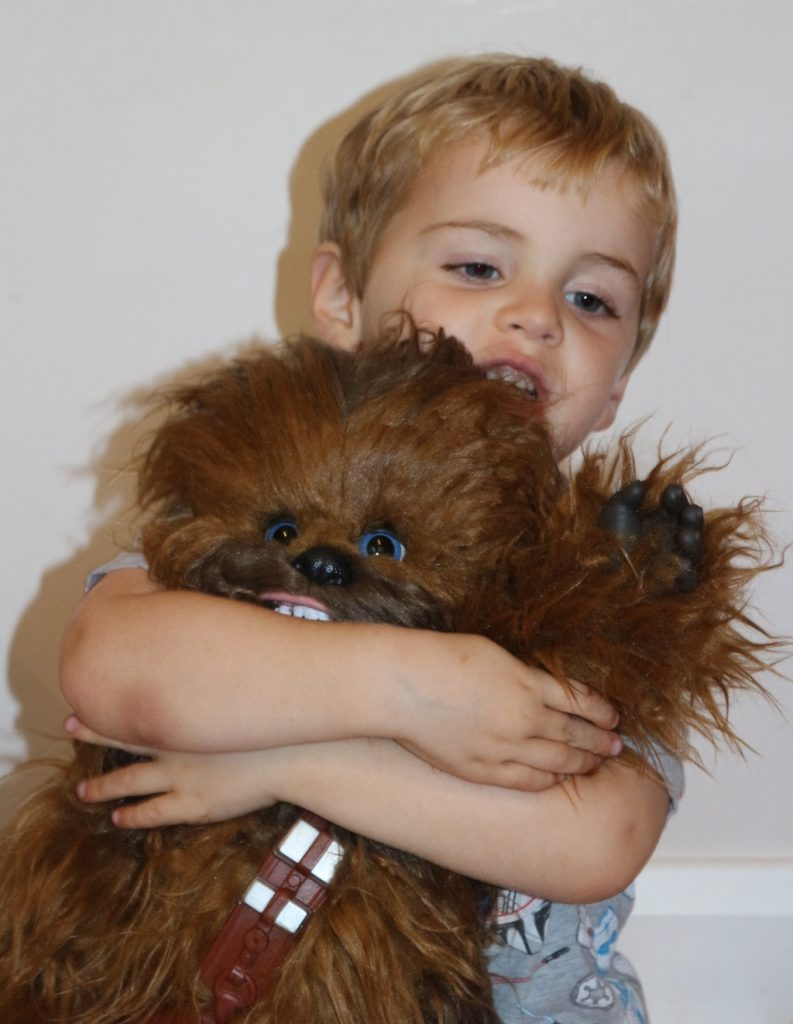 FurReal Hasbro Chewie Ultimate Co-Pilot review (127)