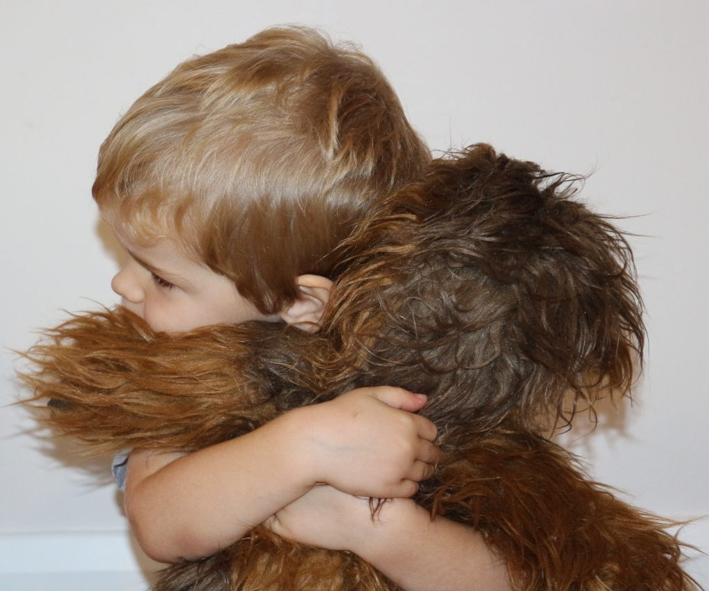 Ultimate Co-Pilot Chewie review: Interactive FurReal Star Wars Wookie toy