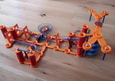 Geomag Mechanics Gravity magnet track and shoot and catch set review (32)