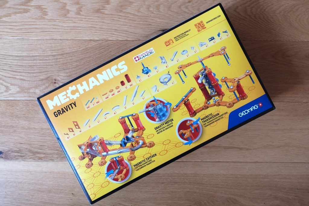 Geomag Mechanics Gravity magnet track and shoot and catch set review (6)