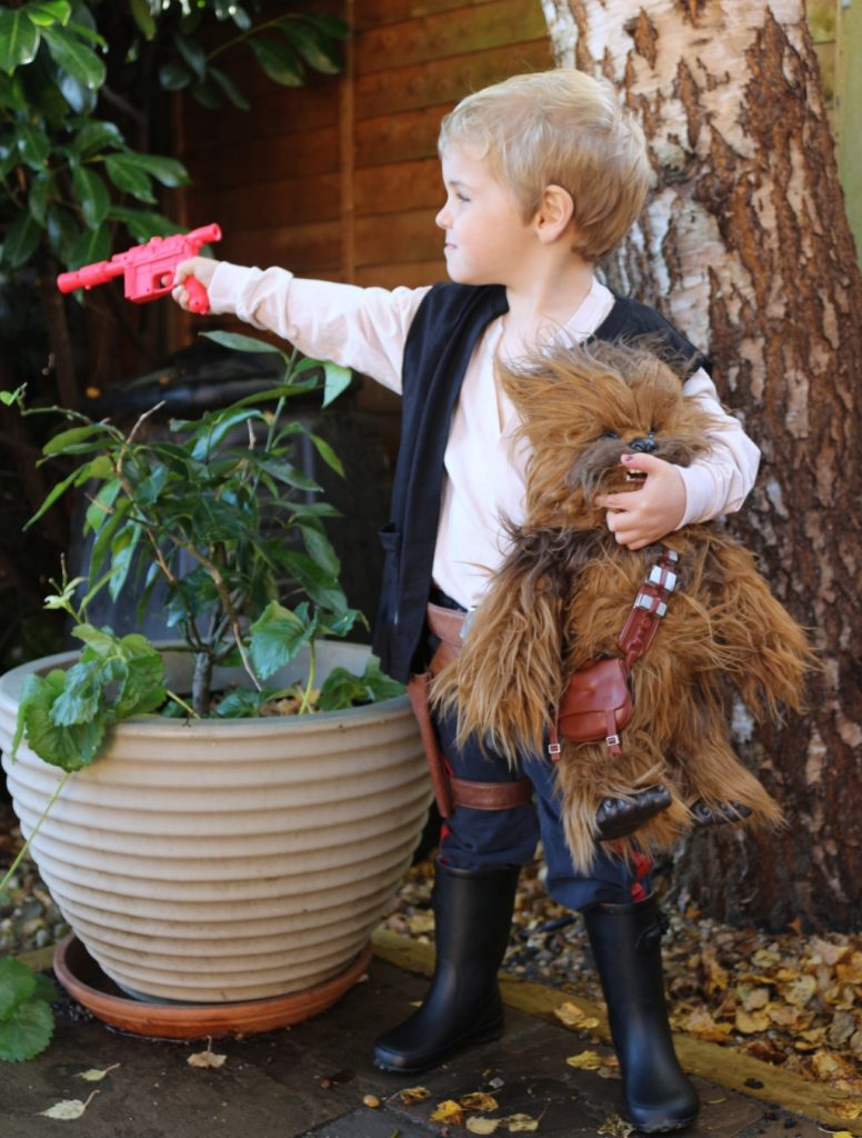 Chewbacca Ultimate Co-pilot Chewie Furreal Hasbro review