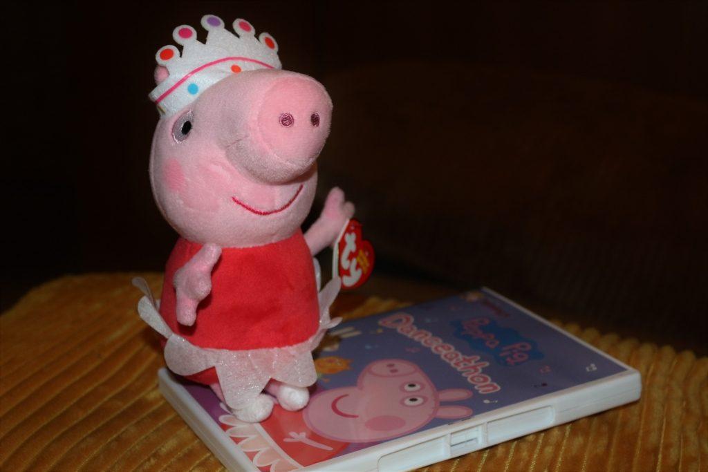 Tommy's Peppa Pig Danceathon babyballet (2)