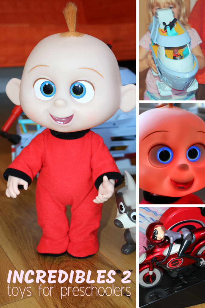 Incredibles 2 toy reviews Toys including Jack-Jack Attacks doll, Hydroliner boat playset and Elastigirl's Stretching and Speeding Elasticycle #incredibles #incredibles2 #toys #toyreviews #christmasgiftideas