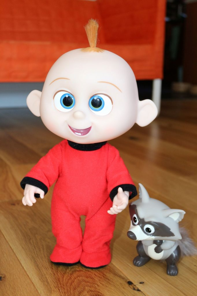 Jack Jack Attack doll review baby Incredibles 2 (75)