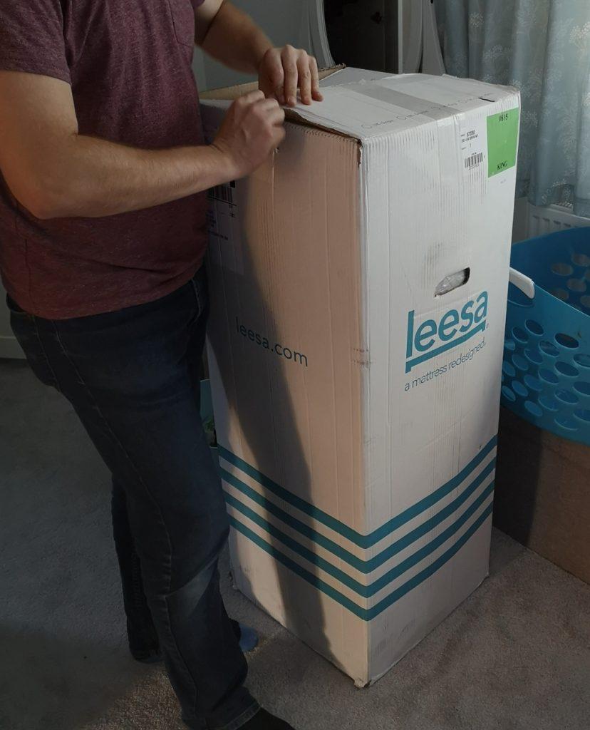 Leesa memory foam mattress review (45)