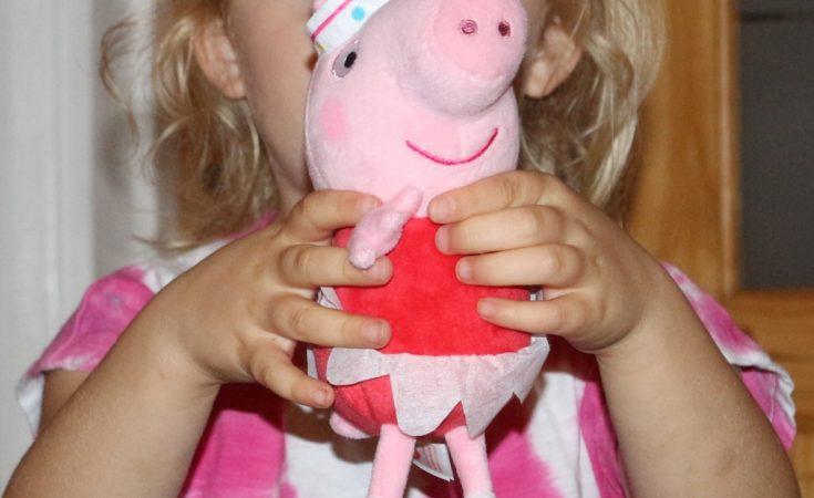 Tommy's Peppa Pig Danceathon babyballet (1)