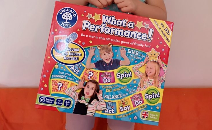 What A Performance review board game from Orchard Toys (42)