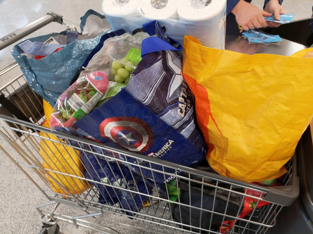Aldi Tonbridge - opening hours, parking, what we bought (27)