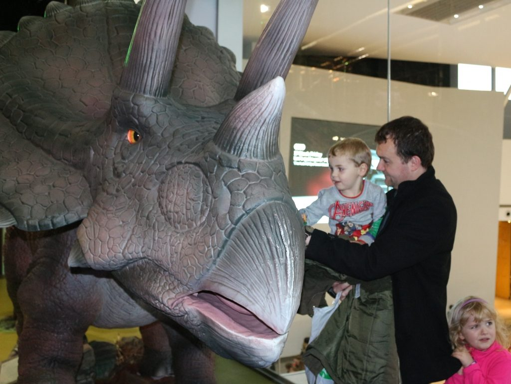 Dinotropolis Bluewater Review - Kent Dinosaur experience and soft play (1)