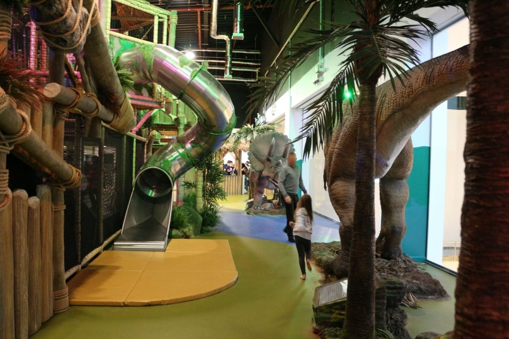 Dinotropolis Bluewater Review - Kent Dinosaur experience and soft play (41)