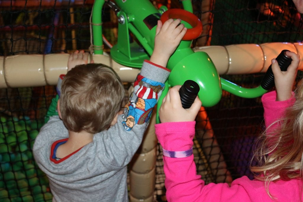 Dinotropolis Bluewater Review - Kent Dinosaur experience and soft play (58)