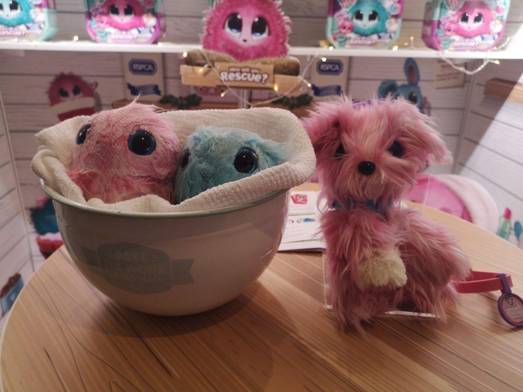 Dream Toys 2018 top Christmas Toys Scruff-a-luvs