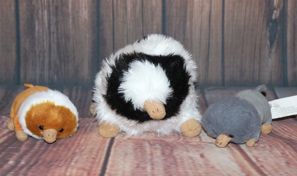 Meet the new Plush Nifflers and Niffler babies from Fantastic Beasts Crimes of Grindelwald (1)