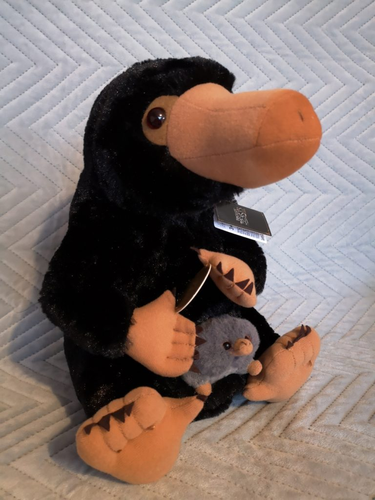 Meet the new Plush Nifflers and Niffler babies from Fantastic Beasts Crimes of Grindelwald (22)