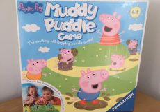 Peppa Pig Muddy Puddle board game review (1)