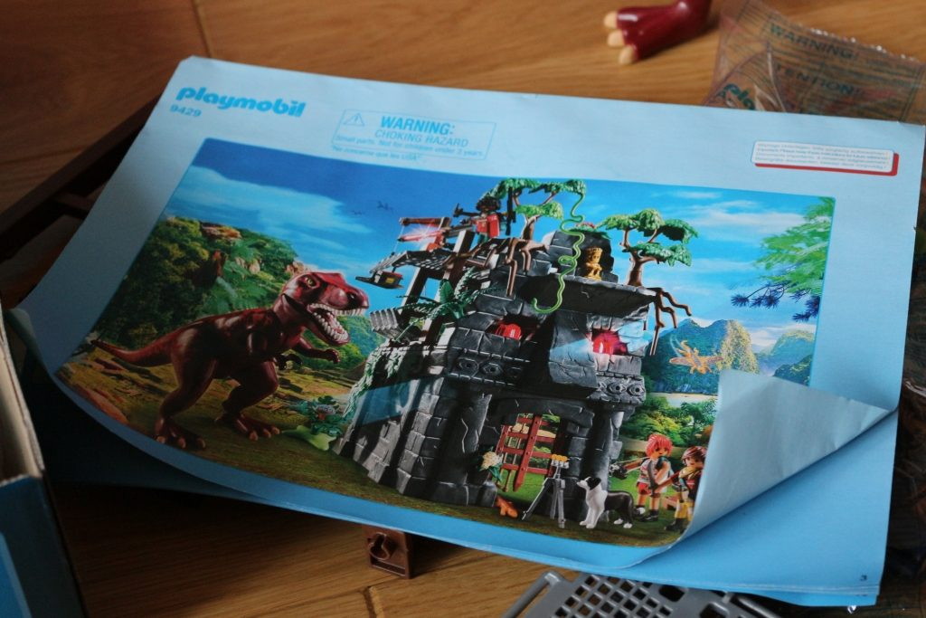 Playmobil Hidden Temple with T-Rex review (12)