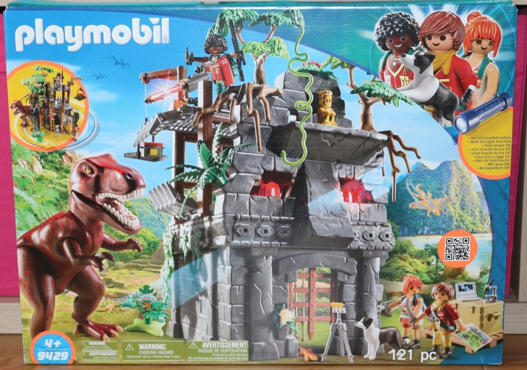 Playmobil Hidden Temple with T-Rex review (7)0