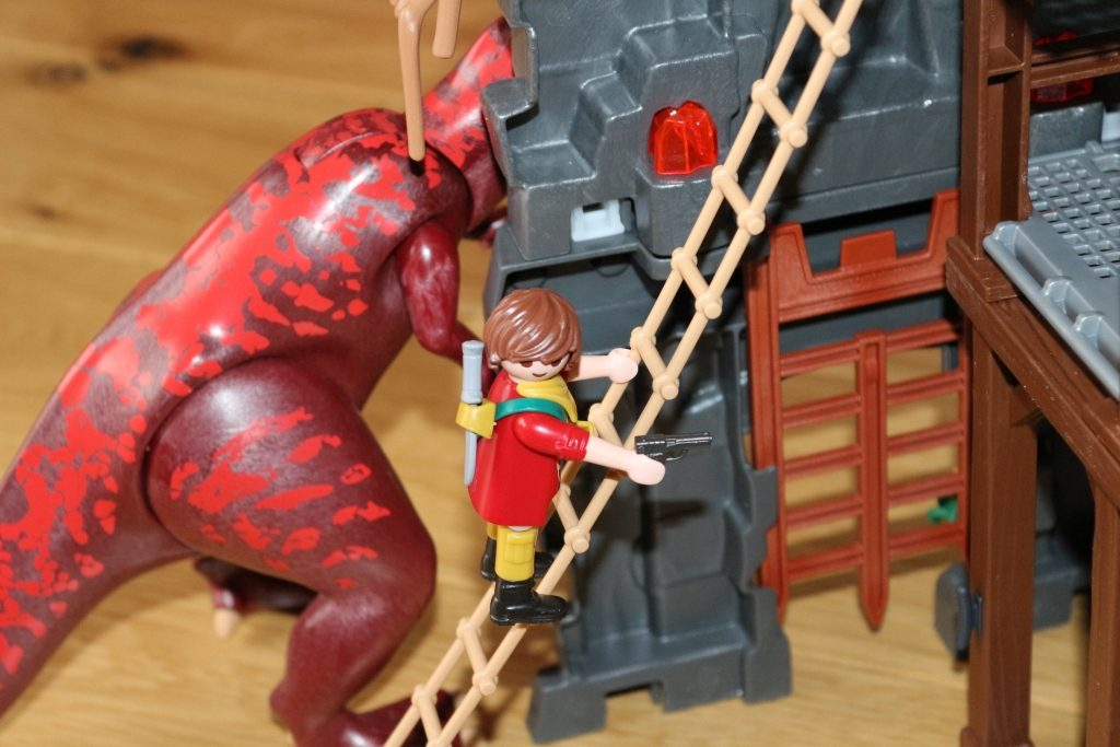 Playmobil dinosaur Hidden Temple with T-Rex review (91)