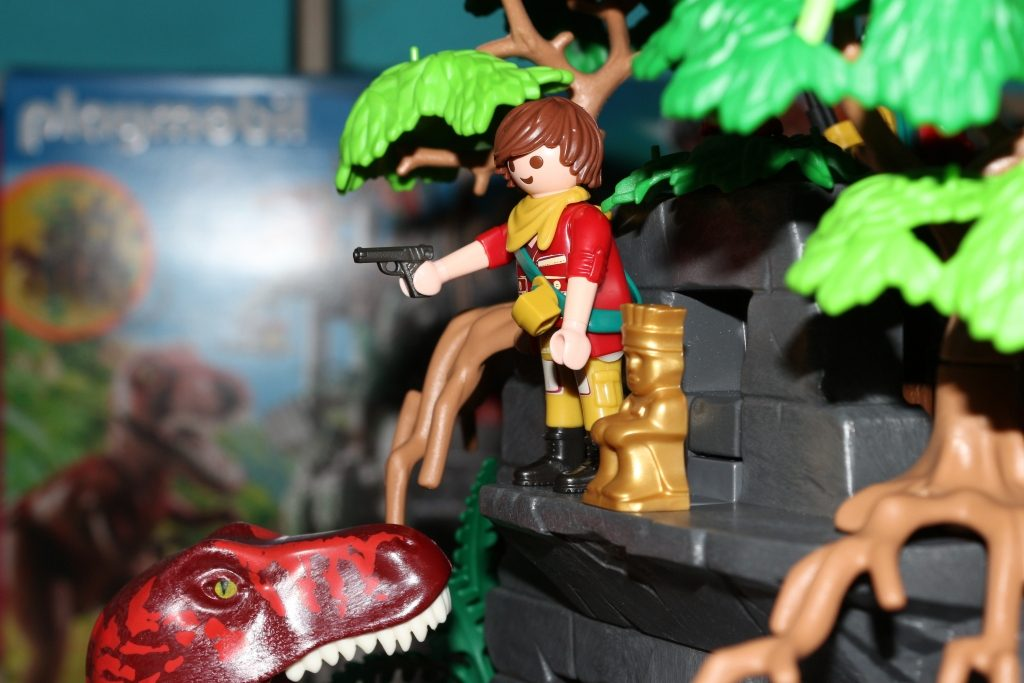 Playmobil Hidden Temple with T-Rex review (94)