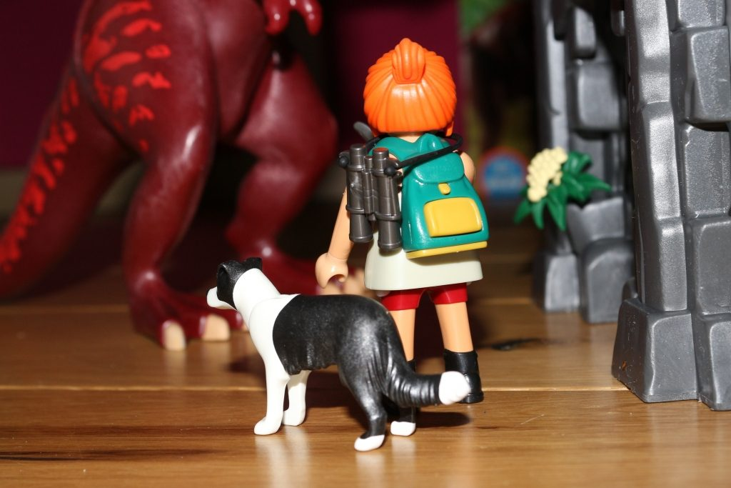 Playmobil Hidden Temple with T-Rex dinosaur review (96)