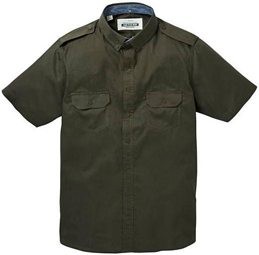 khaki shirt Jacamo
