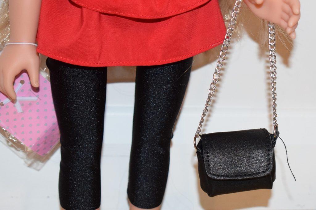 Argos Chad Valley Brooke Designafriend 18 inch fashion doll review