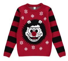 Christmas Jumper Day Gnasher
