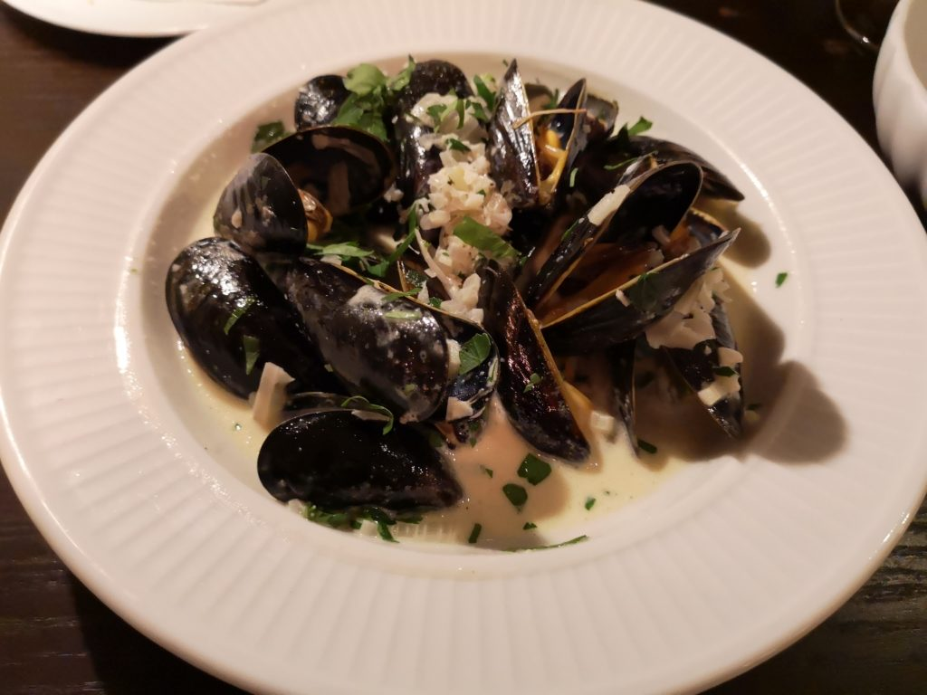 Moules marineres Cote restaurant maidstone review