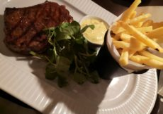 Steak at Cote Brasserie Maidstone French restaurant review