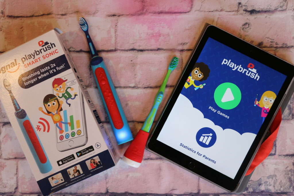 Playbrush - Children's toothbrush with app review (145)