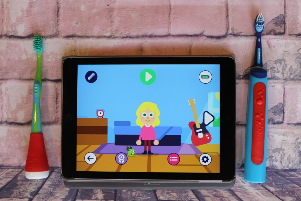 Playbrush - Children's toothbrush with app review (161)