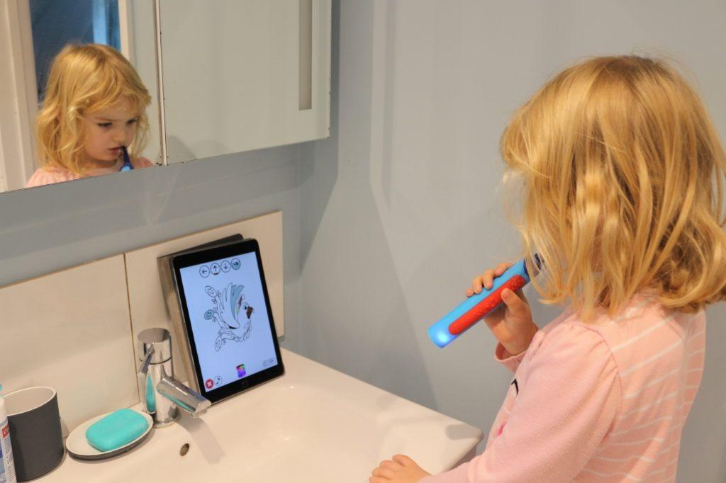 Playbrush - Children's toothbrush with iPad app review