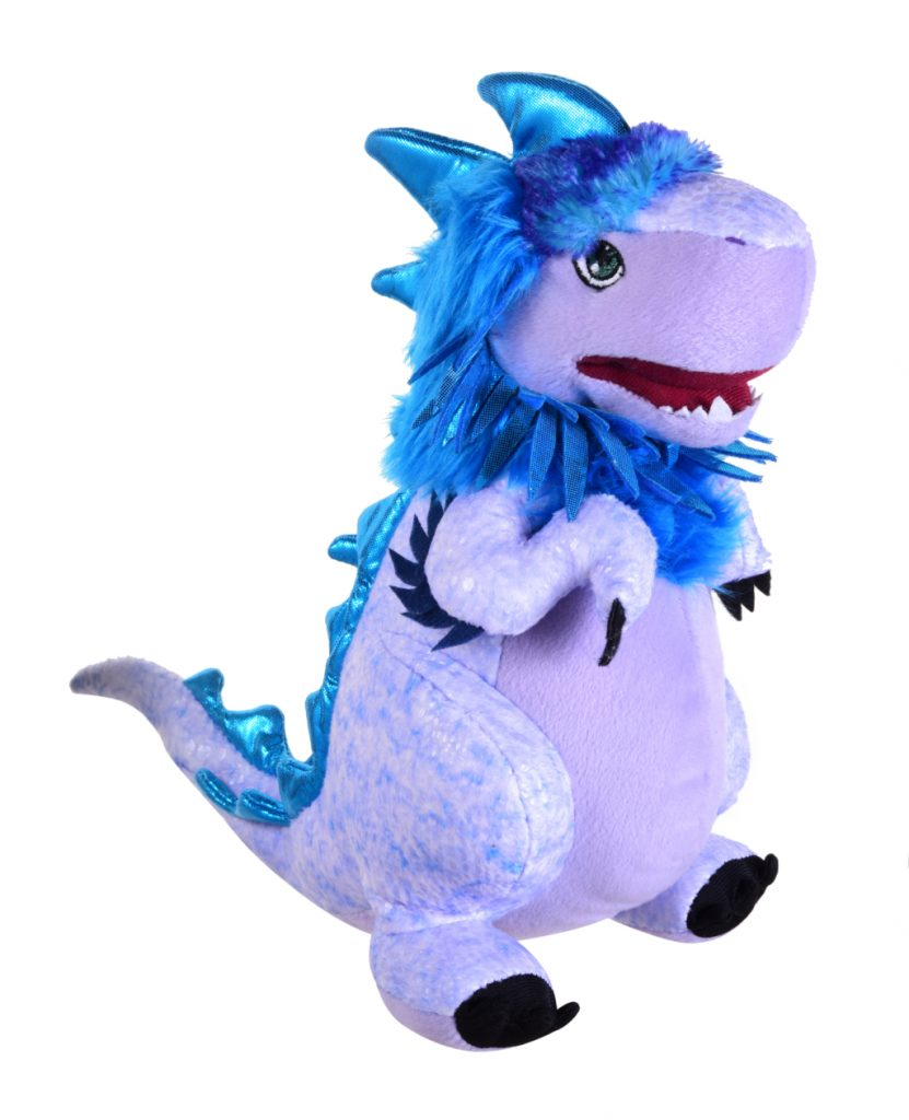 The Christmasaurus Cuddly Toy